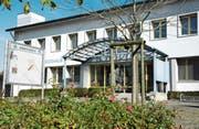 Kradolfstrasse 15 in Sulgen: Sitz der Gemeindeverwaltung und Arbeitsort des Gemeindepräsidenten. (Bild: Georg Stelzner)