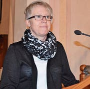 Kirchenpräsidentin Beatrix Loosli. (Bild: Margrith Pfister-Kübler)