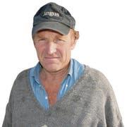 Landwirt Urs Hans aus Neubrunn ist Gegner des revidierten Tierseuchengesetzes. (Bild: Richard Clavadetscher)