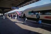Die Region Wil fordert zeitlich gut abgestimmte Züge mit modernem Rollmaterial und ausreichendem Platzangebot in Richtung Zürich sowie Bern–Westschweiz. (Bild: Christoph Zweili)