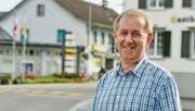 Dorfvereinspräsident Rudolf Hohl lobt die gute Infrastruktur in Islikon. (Bild: Donato Caspari)