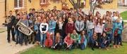 Das Thurgauer Jugend-Symphonieorchester probte eine Woche lang in Parpan. (Bild: PD)
