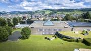 Nicht nur Bauprojekte beschäftigen die Universität St.Gallen, sondern auch der neue Medical Master und die Suche nach Personal für die Forschung. (Bild: Urs Bucher)