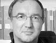 Niklaus Oberholzer Präsident der Anklagekammer des Kantons St. Gallen