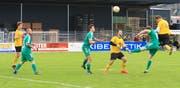 Der FC Haag und der FC Sevelen mischen in der 4. Liga ganz vorne mit. (Bild: Robert Kucera)
