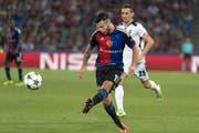 Renato Steffen hat es über Umwege in die Champions League und das Schweizer Nationalteam geschafft. (Bild: Keystone)