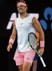 Mehr als zwei Jahre fiel Rafael Nadal aufgrund von Verletzungen schon aus. (Bild: Andy Brownbill/AP)