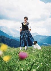«Das Appenzellerland bedeutet für mich Heimat», sagt Monika Knellwolf. (Bild: Ueli Christoffel/SRF)