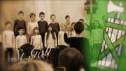 Der Domsingchor singt das St.Gallerlied. (Bild: Screenshot Youtube)
