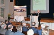 David Bosshart ist Geschäftsführer des Gottlieb-Duttweiler-Institutes für Wirtschaft und Gesellschaft. (Bild: cal)