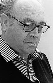 Hans Signer (1932-2018). (Bild: PD)