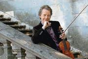 Ingolf Turban trat bei der Konzertgemeinde Frauenfeld auf. (Bild: pd/Dorothee Falke)