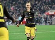 In Dortmund warten sie sehnlichst auf die Rückkehr von Marco Reus. Bald ist es so weit. (Bild: Martin Meissner/AP)