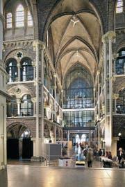 Beispiel aus den Niederlanden: In dieser Kirche in Amsterdam finden keine Gottesdienste mehr statt, dafür Ausstellungen, Konzerte und sogar Dinner Partys. (Bild: PD/Rijksdienst voor het Cultureel Erfgoed)