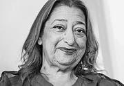 Architektin Zaha Hadid. (Bild: ky)