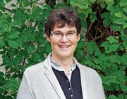 Pfarrerin Käthi Meier ist seit Dezember 2016 Verweserin und bald neue Pfarrerin in der Kirchgemeinde Goldach. (Bilder: Daniela Huber-Mühleis)