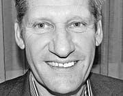 Ernst Bosshard Präsident der Genossenschaft Parkbad an der Murg (Bild: Christoph Heer)