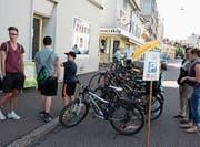 Mehr Parkplätze für Velos (Bild: PD)