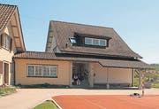 Primarschule Nassen – heute Wohnhaus und Büro. (Bild: Matthias Giger)