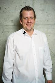 SCR-Sportchef Fabian von Allmen ist überzeugt: Im Rheintal besteht die Nachfrage nach attraktiveren Eishockey in der 1. Liga. (Bild: PD)