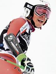Die Norwegerin Ragnhild Mowinckel überzeugt nach ihren starken Auftritten an den Olympischen Winterspielen auch im Ski-Weltcup. (Bild: Daniel Kopatsch/EPA)