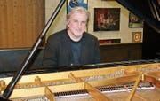 Der Pianist Barry Douglas meisterte das hochkarätige Konzertprogramm souverän. (Bild: FO)