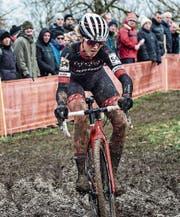 Jolanda Neff fuhr diesen Winter als Saisonvorbereitung zahlreiche Radquer-Rennen. (Bild: Tomasz Swierczynski/Kross Racing Team)
