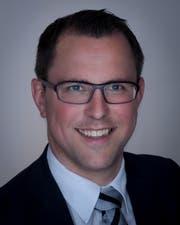 FDP-Fraktionspräsident Mario Breu (Bild: PD)