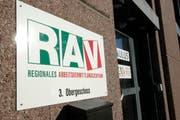 Beim Regionalen Arbeitsvermittlungszentrum (RAV) in Sargans waren Ende März 386 Stellensuchende in den sechs Werdenberger Gemeinden registriert. (Bild: Heini Schwendener)