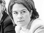 Petra Gössi Nationalrätin (SZ) und Präsidentin der FDP Schweiz (Bild: ky)