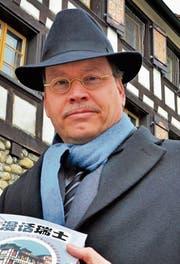 John Moetteli strebt Wechsel im Stadthaus an. (Bilder: Max Eichenberger)