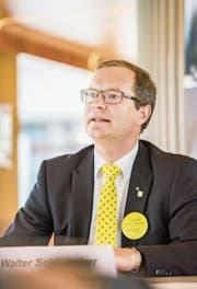 Regierungsrat Walter Schönholzer. (Bild: Thi My Lien Nguyen (20. September 2017))
