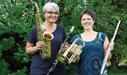 Barbara Tschopp und Renate Oswald schlagen ein neues Kapitel in der Musikschule auf. (Bild: Hannelore Bruderer)
