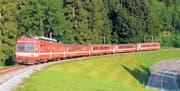 Ausserrhoden will den Bahnausbau via Gossau. (Bild: PD/Archiv)