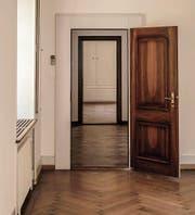 Räume auf 1000 Quadratmetern Fläche sind derzeit noch leer. (Bilder: PD/www.1000m2.ch)