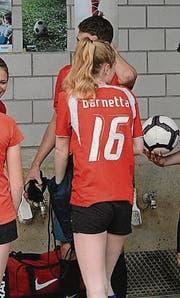 Noch immer ein Idol: Barnetta.