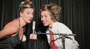 Claire und Olli stehen auf «Erlebnis-Radio». (Bild: pd)