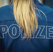 Im Kanton Thurgau dürfen sowohl Polizistinnen als auch Polizisten lange Haare tragen. (Bild: Benjamin Manser)