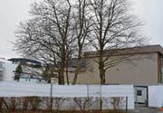 Zurzeit sind keine Änderungen am Betriebskonzept des Bundesasylzentrums in Heiden geplant. (Bild: cal)