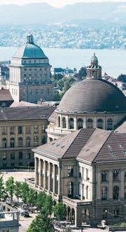 Die ETH Zürich bietet Weiterbildung für ihre Ingenieure. (Bild: Key)