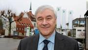 Guido Grütter: «Wenn 30 Prozent über die anderen 70 Prozent bestimmen können, ist das keine Demokratie mehr.» (Bild: Hans Suter)