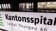 Die Thurmed AG, die Holding der Spital Thurgau AG, sucht einen Verwaltungsratspräsidenten. (Bild: Nana do Carmo (Kantonsspital Münsterlingen))