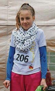 Siegerin U12: Zoé Eberle.