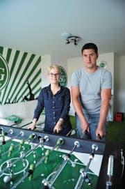 Sandra und Roger Eugster sind seit über zehn Jahren ein unschlagbares Team.