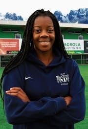 Lydia Andrade ist auf dem Sprung in die U19-Nati. (Bild: Robert Kucera)