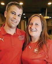 Fans von Sommer: Martin Roth und Bernadette Romer.