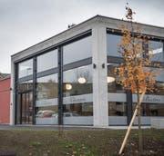 Nach einem Jahr erstrahlt das «Gemeinschaftshaus WiWi» in neuem Glanz. (Bild: Ralph Ribi)