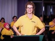Christina Frei-Hutter aus Kriessern ist eine von drei Finalistinnen für den Ehrenpreis. (Bild: SRF/Merly Knörle)
