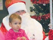 Selbst die Kleinsten fürchten sich nicht vor Väterchen Frost, denn er bestraft nie ein Kind. (Bild: unknown)