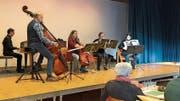 Erfreute mit seinen Melodien die Zuhörer am Seniorennachmittag: das Quintett Tonikum. (Bild: PD)